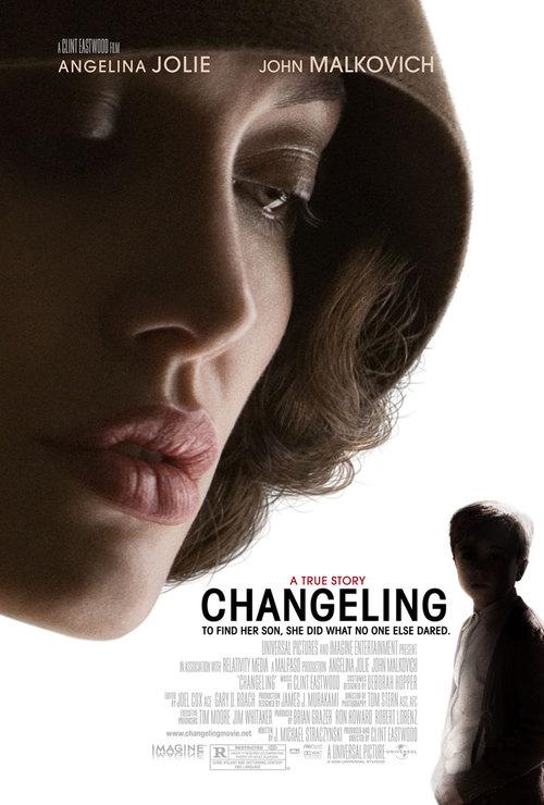 アンジェリーナ・ジョリー「Changeling」